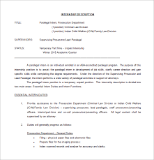Download Prosecution Lawyer Job Description | Papillon-Northwan