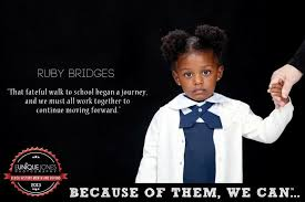 Ruby Bridges Quotes Enchanting 48 Ruby Bridges Quotes Racism Is A Disease We Should Stop It
