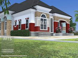 Nigeria Residential Homes And Public Designs Mr Chukwudi Bedroom Bungalow Prissy Inspiration Bedroom Bungalow House