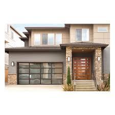 wayne dalton aluminum glass garage