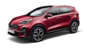 Kia Sportage Emissions Warning Light 2019 Kia Sportage Facelift Unveiled With Mild Hybrid Diesel