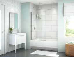 bathtub shower doors bathroom design ideas bath tub frameless vs framed sliding bathtub doors