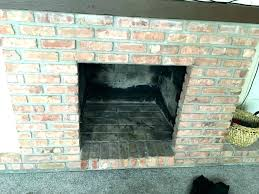 cleaning fireplace brick fireplace brick cleaner cleaning cleaning fireplace brick with baking soda cleaning fireplace brick