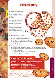 Venn Diagram Pizza Pizza Party Nz Maths