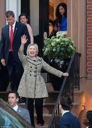 Hillary condemns Harvey Weinstein buit keeps his cash     Express Digest