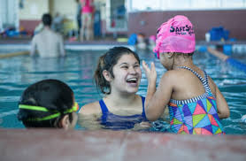 swim lessons for all levels pa tot cles for es 6 months to 3 years old enable pas and caregivers to bond with their little ones in a