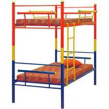 Metal Bedroom Furniture Set Furniture Kraft Bunk Bed Metal Beds Homeshop18