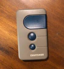 craftsman garage door opener remoteCraftsman Garage Door Opener Remote  eBay