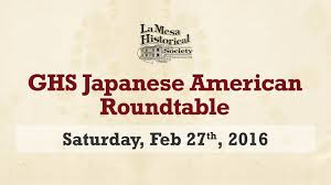 ghs japanese american roundtable