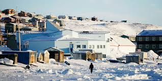 the race to save arctic cities as permafrost melts