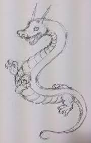 じっくり描いて立体的に本格的な竜の描き方 Nanapi ナナピ