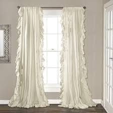 Lush Decor Reyna Window Curtain Panel Pair, 84