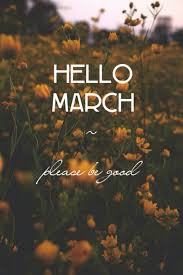 hello march tumblr. Simple Tumblr Hello March Please Be Good Intended Tumblr