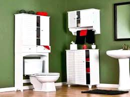 Bathroom Over The Toilet Storage W X H Over The Toilet Storage
