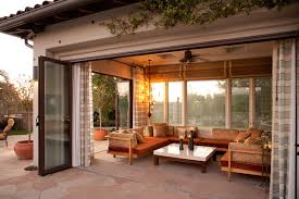 andersen folding patio doors. Andersen-patio-doors-Patio -Mediterranean-with-cabana-ceiling-fan-contemporary-outdoor-sectional-Eclectic-flagstone- Folding Andersen Patio Doors D