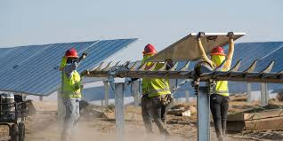 Utility Scale Solar Pricing Down 7 On Competition And
