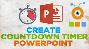 Countdown Clock For Powerpoint Presentation How To Create A Countdown Timer In Powerpoint Youtube