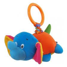 <b>Подвеска Baby Mix</b> Слоненок с вибрацией — купить в интернет ...