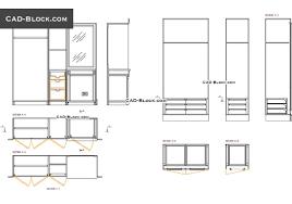 Wardrobe Design Software Free Download Pin On Cad Blocks