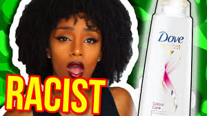 Dove Ad Gets Black Woman Triggered