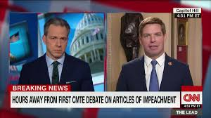 Rep. Swalwell: I won't regret backing impeachment, even if Dems lose House  in 2020