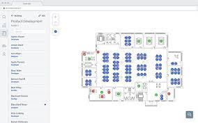 Best Seating Chart Software Deskradar Interactive Office Floor Plan Software For