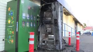 Shasta Vending Machine Awesome Police Arrest Vandals Who Blew Up YMCA's Vending Machine KTVL