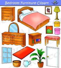 bedroom furniture clipart. Exellent Clipart In Bedroom Furniture Clipart Teachers Pay