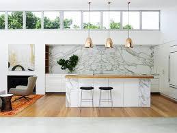 modern kitchen marble backsplash. Plain Modern Modern Kitchen Marble Backsplash With H
