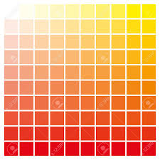 color chart cmyk color chart to use in prepress and printing used to pick