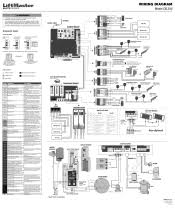 liftmaster garage door opener wiring diagram wiring diagram and garage door opener sensor wiring diagram garagemate bluemate labs inc