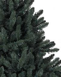 75 Ft Blue Noble Spruce Artificial Christmas Tree With 600 Clear Artificial Blue Spruce Christmas Tree