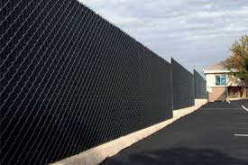 Delighful Chain Link Fence Slats Office Complex Inside Decorating