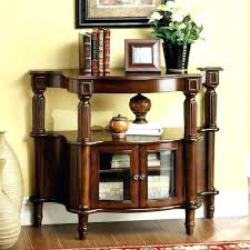 entryway furniture storage. Foyer Furniture For Storage Entry Entryway Of Classic Antique Walnut