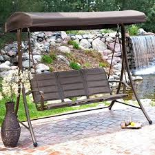 porch swing 3 person outdoor swing chair c coast bronze 3 person padded sling canopy swing porch swings at chair bed porch swing canopy