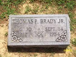 Thomas P. Brady, Jr (1917-1984) - Find A Grave Memorial