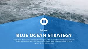 Blue Ocean Strategy Free Powerpoint Templates