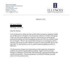 University Of Illinois Acceptance Letter Http Www News Gazette