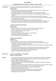 Sample Zoning Supervisor Resume Facility Supervisor Resume Samples Velvet Jobs