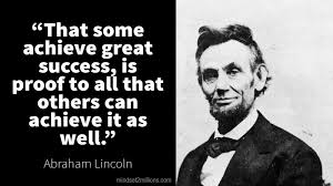 Famous Inspirational Quotes Interesting 48 Famous Inspirational Abraham Lincoln Quotes