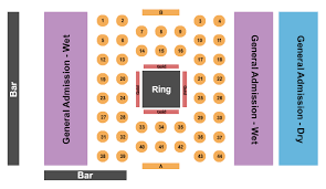 Barclays Center Boxing Seating Chart Boxing Tickets