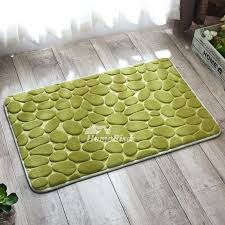 no slip bath mat target green navy pink brown non square absorbent soft 1