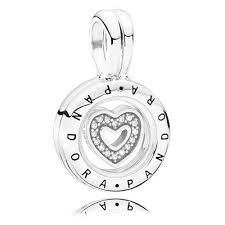 pandora petite memories floating locket and charm 792144cz