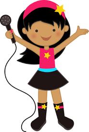 Znalezione obrazy dla zapytania CLIPART DZIECI mikrofon dzieci