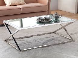 full size of modern steel coffee table metal tables image and description base low glass white
