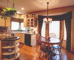 Kitchen Drapery Kitchen And Dining Drapery Dea Anns Drapery