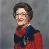 Irene Rhodes Jones Obituary - Visitation & Funeral Information
