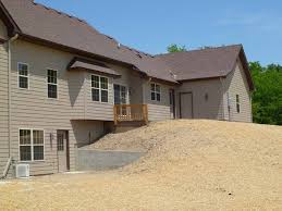 article houses with walkout basement