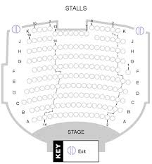 Seating Plans Theatre Royal Waterford