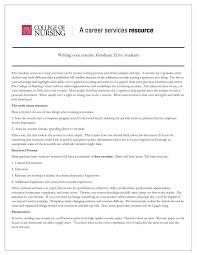 Sample Resume For New Graduate Nurse Practitioner New Lovely New